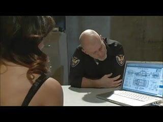 Alysa Gets Interrogated