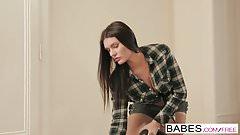 Babes - Elegant Anal - Matt Ice and Kitana Lure - Back At Yo