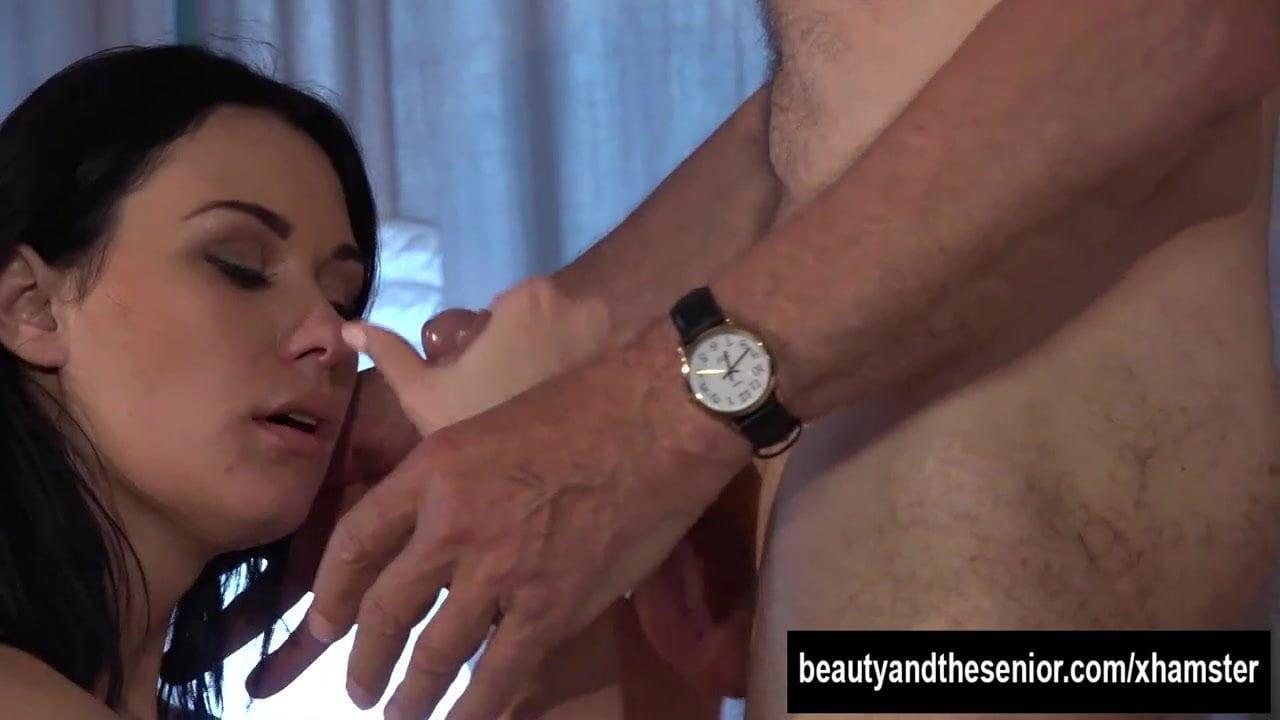 Tall Teen Nikki Eats Old Sperm, Free Hardcore HD Porn 6c