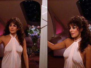 Download video bokep Marina Sirtis in Star Trek Mp4 terbaru