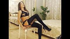 Sexy Teen - Amazing Latino Undressing E1 HD