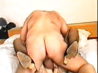 Straight Italian Older Bear Fucks Wife