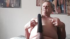 cock and balls get suck by my hoover