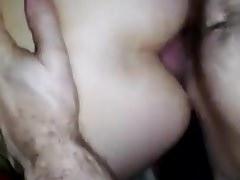 Laury having anal sex 2