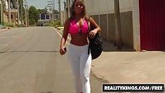 RealityKings - Mike in Brazil - Lolah Loupan - Working It In