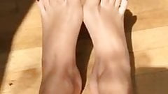 Pretty Teen Feet #2