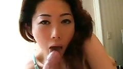 Japanese Beauty Has Quickie