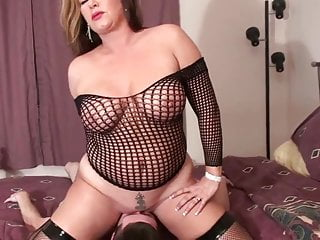 Preview 4 of step mom face fucks cuck of NOT her son