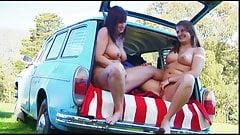 Car Double Wank