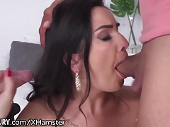 21Sextury Hungarian Loren Double Penetrated !