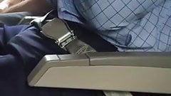 Boner on the plane
