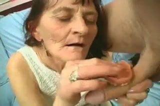 Sexy Granny pompino