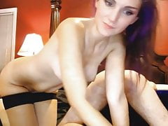 Hot Babe Cock Teasing and Ass Licking