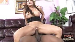 Busty mature Teri Weigel owned by BBC