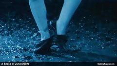 Asian celebrity Asuka Kurosawa nude and rough sex clip