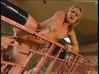 Download video bokep Lesbian chicks in action on the stairs Mp4 terbaru