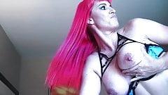 Nikki Sweet Dirty Talking Lesbian JOI and Virtual Sex Solo.