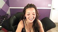 CM Doing A Webcam Session