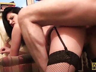 PASCALSSUBSLUTS - Kinky Eva Johnson fed cum after domination