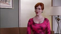 Redhead on madmen who is