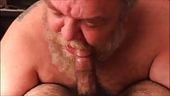 fat daddy loves dick
