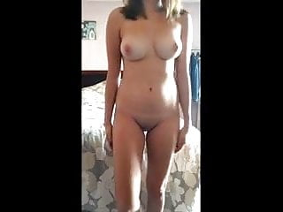 Striptease Perfect Body Of Young Women