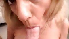 Sammie the cock sucking milf