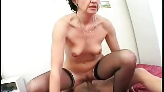 STP5 Mom Loves Sons Cock And Cum !