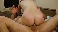 Homemade russian wife with friend