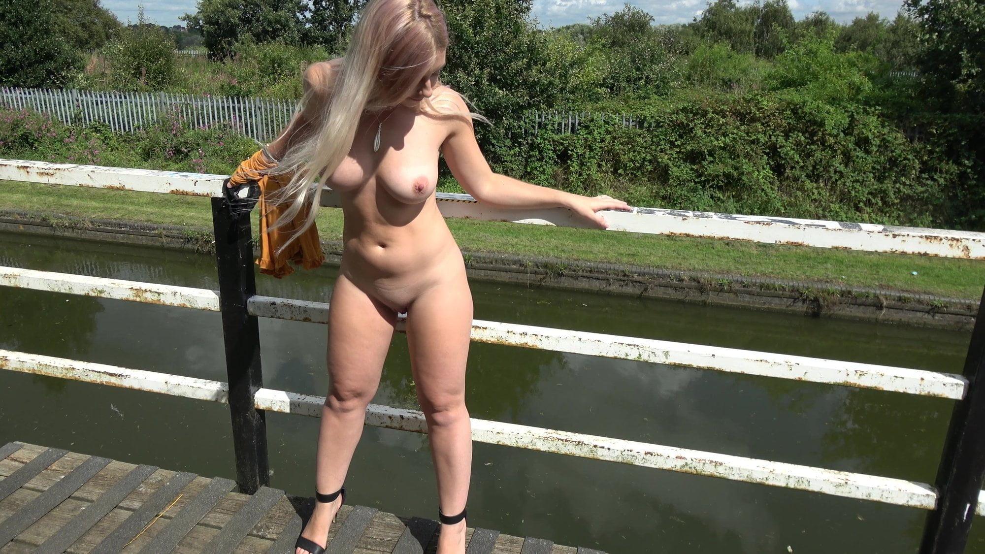 Naked girls tight arse