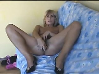 Wicked Hairy Girl Pussy Takes a Toy by TROC