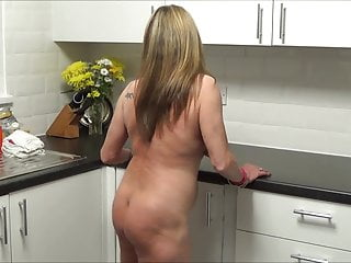 Full Back Knicker'sNaked Kitchen Dance