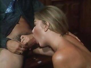 Cumshots on Moana Pozzi 1