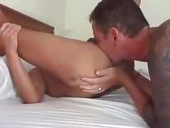 Spanish Daddy Likes Thailand Boy's Ass