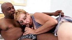 Grandma ebony porn