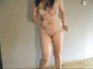 strip dancing wife