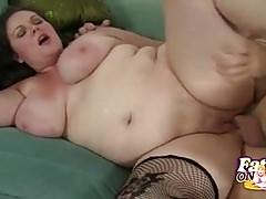 BBW Joslyn Underwood Fucked