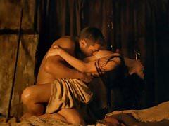 Katrina Law Nude Sex Scene In Spartacus ScandalPlanetCom