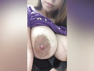Big Milking Tits