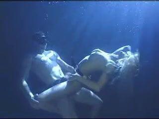 Moon Light Underwater sex