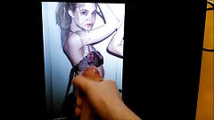 Elle Fanning Gets Splattered with Cum in Bikini Pics Tribute