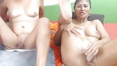 putas colombianas squirting