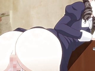 The slutty nun girl in anime part 3