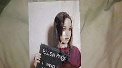 Ellen Page cum tribute