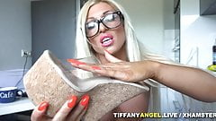 Roleplay with German Tiffany Angel
