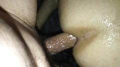 Orgasmo anal con lefa final