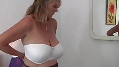 GRANDMA WITH BIG BREASTS RIPS