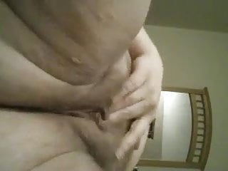 Woman uses her fingers to achieve orgasm