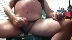 Cross dressing Cum Shots in your face