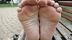 Nice Girl's soles